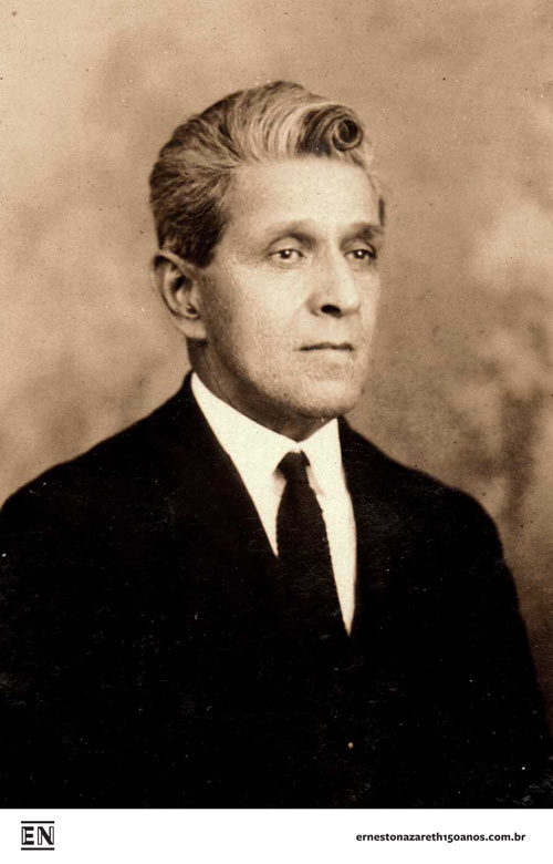 O compositor Ernesto Nazareth